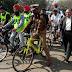 भारत के सबसे बड़े साइकिल और फिटनेस एक्सपो में हीरो साइकिल द्वारा आयोजित साइकिल रैली में 500 से अधिक लोगों ने भाग लिया