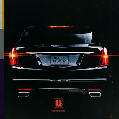 Higher Brothers - Black Cab - Album Download, Itunes Cover, Official Cover, Album CD Cover Art, Tracklist