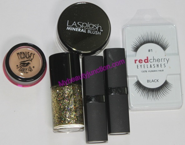 Lip Factory August 2014 beauty box review, unboxing