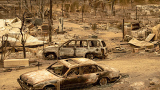 """At the end of the century, """"climate chaos"""" will begin in US cities planet-today.com"""