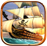 Game Android Ships of Battle Age of Pirates Download