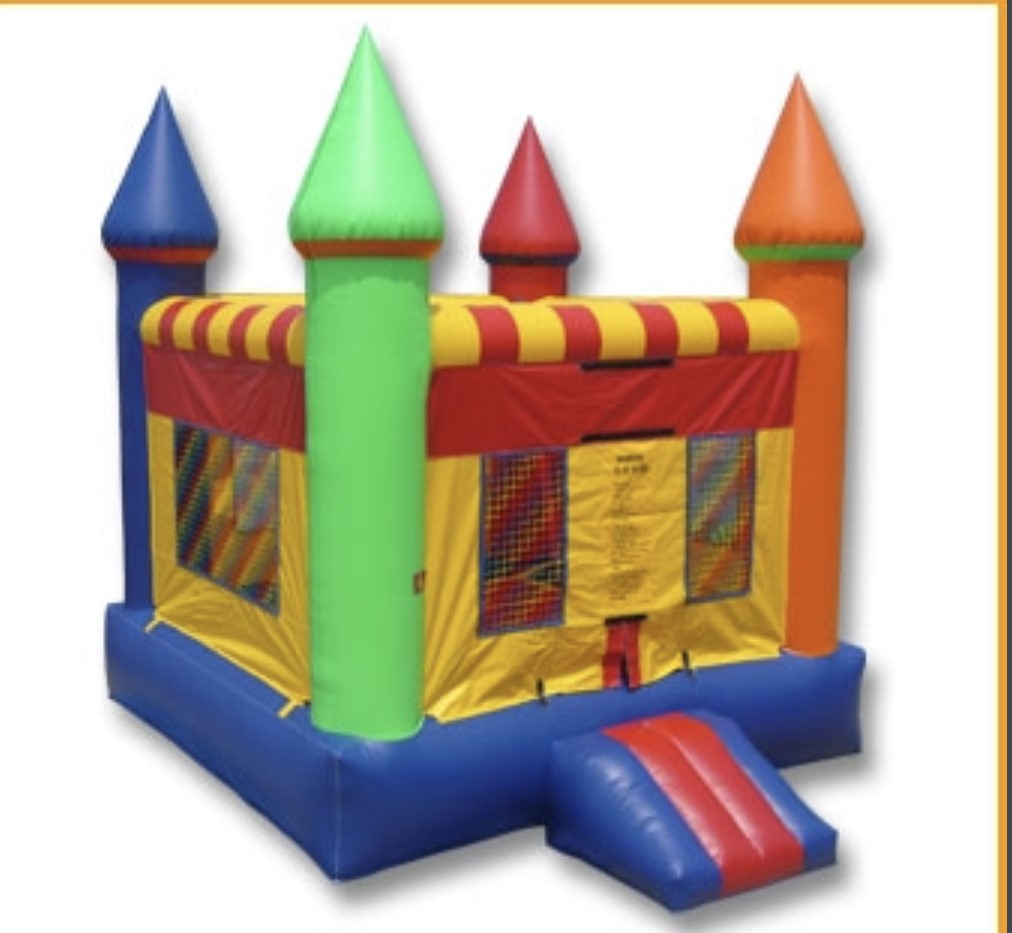 CLICK PIC FOR BOUNCE HOUSES