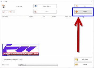 cara merubah ukuran video menggunakan format factory