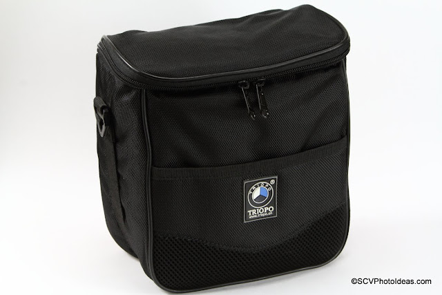 Triopo LE-28 padded carrying case