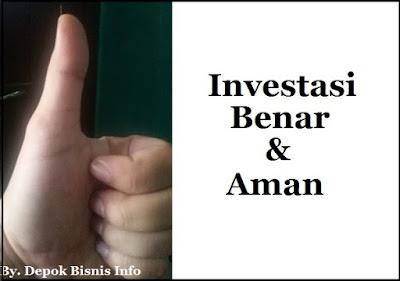 Bisnis, Info, Investasi, Benar, Aman