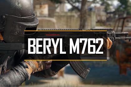 Cara Mengurangi Recoil Senjata Beryl M762 PUBG Mobile!