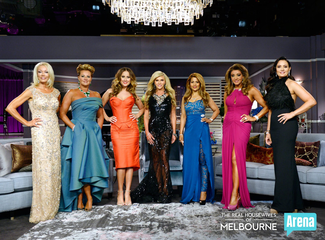 The Real Housewives Of Melbourne Season 3 Reunion Premiere ...