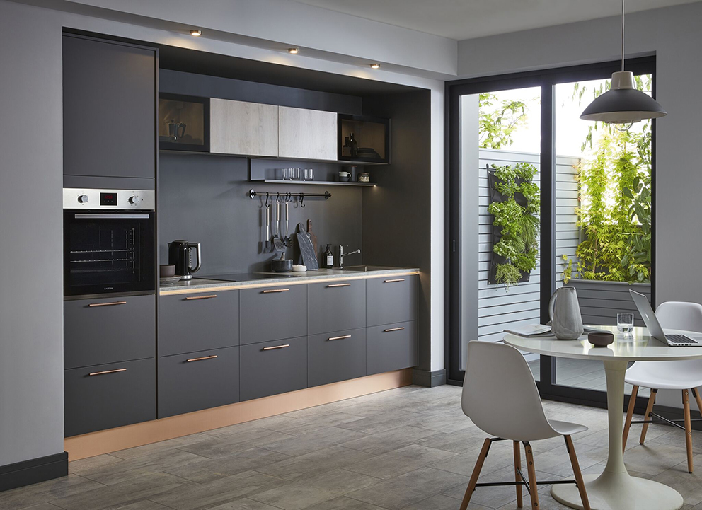 New Industrial [Howdens Kitchen Design Trends for 2019 ...