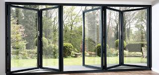 10 Desain Pintu Lipat Minimalis Terbaru Rumah Masa Kini gambar 2