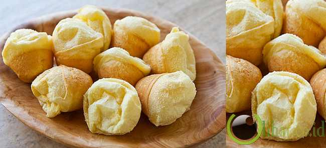 Cheese Bread (Paraguay)