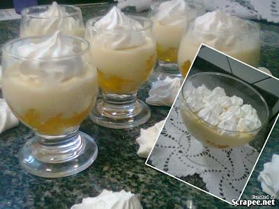 Receita: taça de suspiro com gelatina