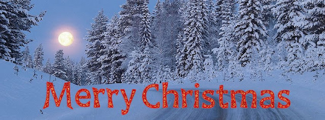 merry christmas facebook banners