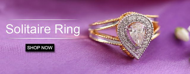 Solitaire Ring, Diamond Ring, Online Diamond Ring,