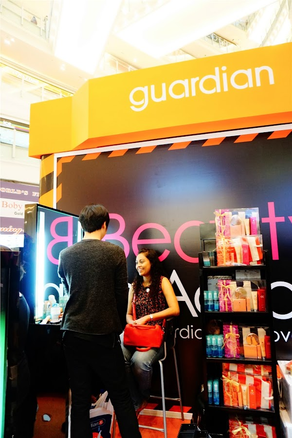 Beauty in Action #GuardianMakeover @ Nu Sentral