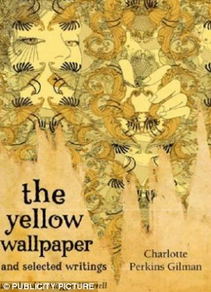 An analysis of the novel the yellow wallpaper by charlotte perkins gilman
