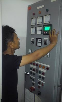 melayani pembuatan dan service panel auto genset