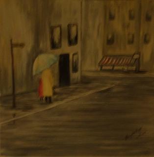 Περπαρτώντας στην Βροχή