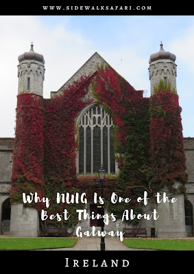 Why NUIG is one of the best things about Galway Ireland