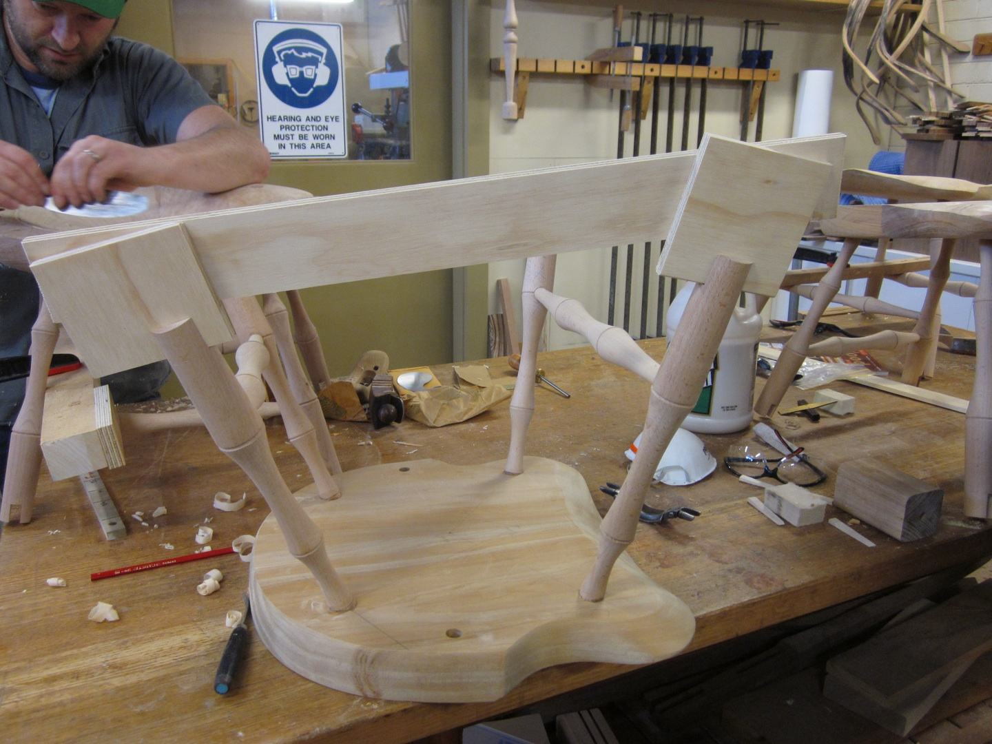 How To Make A Rocking Chair Not Rock Ergonomic Folding Peter Galbert Notes Windsor Chairs