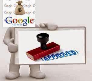 Rahasia Google Adsense Full Approve
