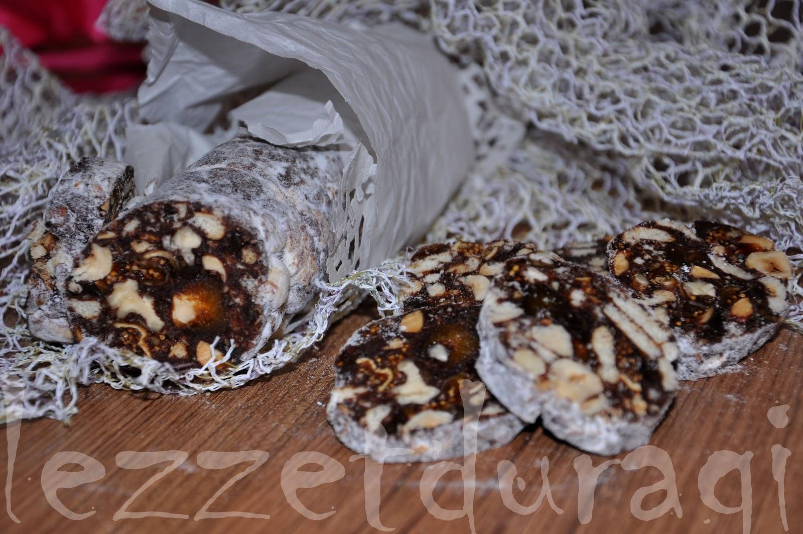 Kuruyemişli Çikolata