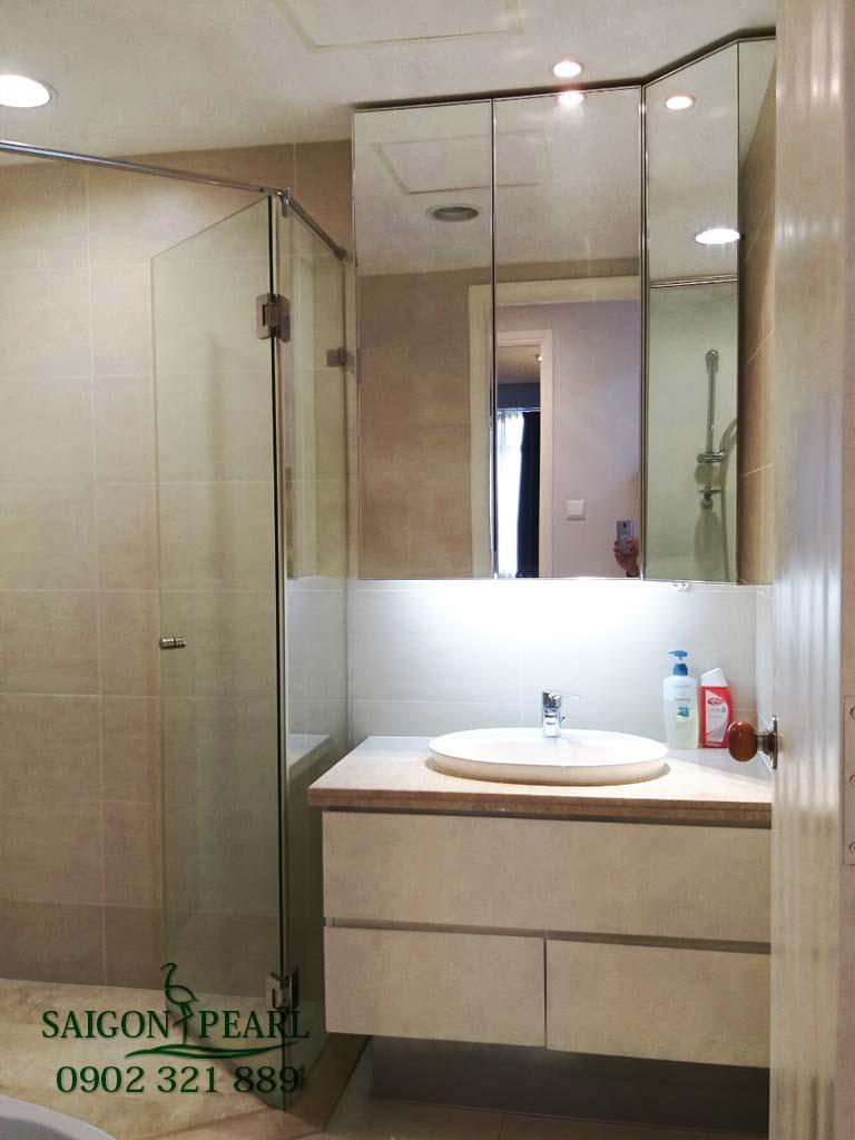 Căn hộ cực đẹp Sapphire 2 Saigon Pearl cho thuê 91m2 view Vinhomes 9