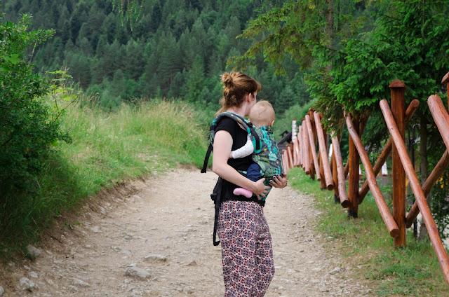 BOBSTEROWE WYJAZDY czyli wakacje z niemowlakiem
