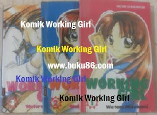 Komik Working Girl Bekas Lengkap