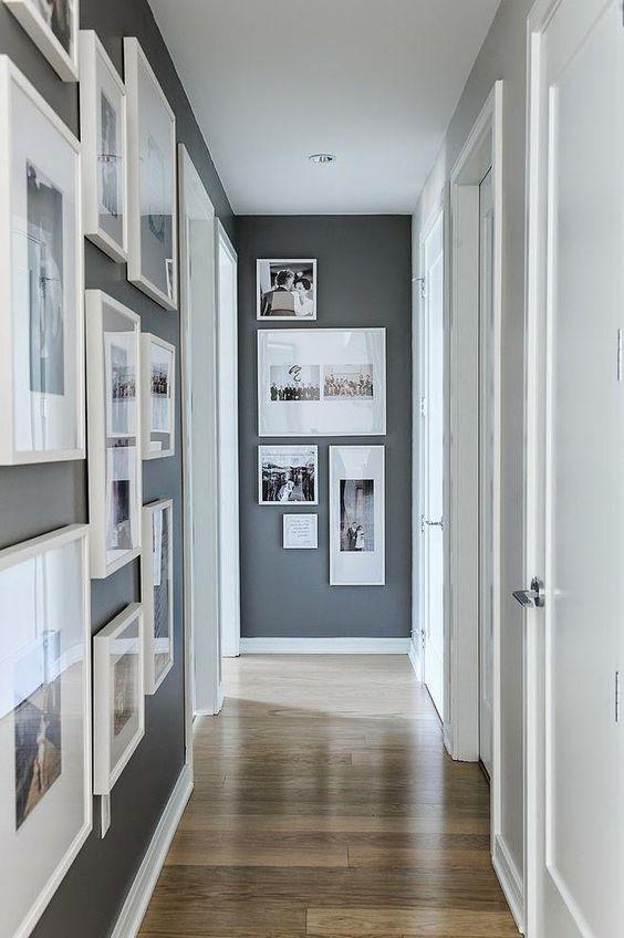 Algunas ideas Deco; ¡8 claves para decorar pasillos! - Moda diez