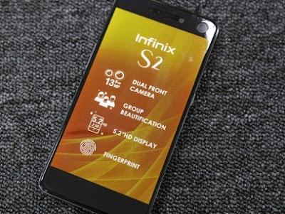Infinix Hot S2 Pro looks