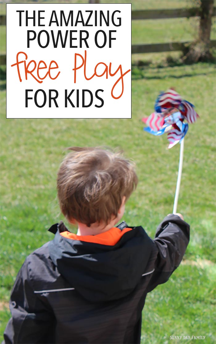 See the amazing benefits free play can give your kids! Let them explore and read about how play can help your child with social, learning, and teamwork skills.