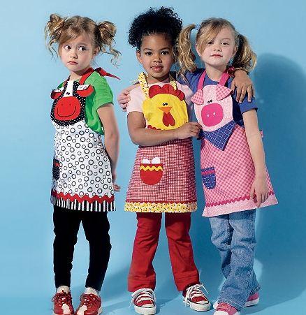 Diseños De Mandiles Para Niños Solountipcom