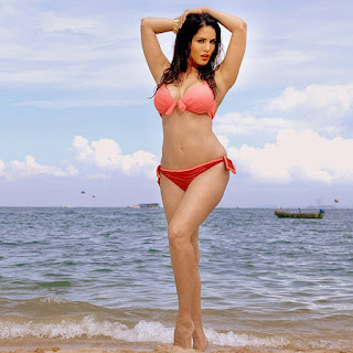 Sunny leone Hot Bikini Photo Shoot