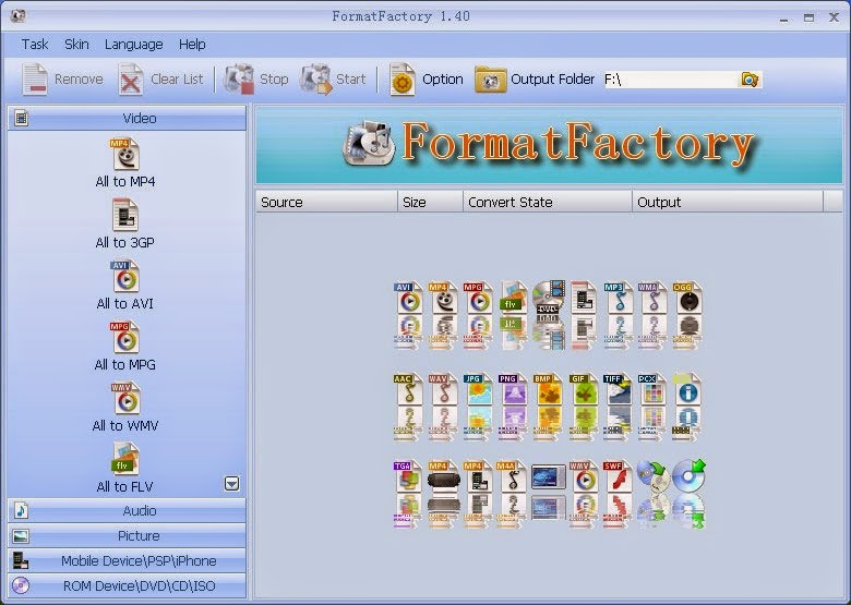 Format factory latest version