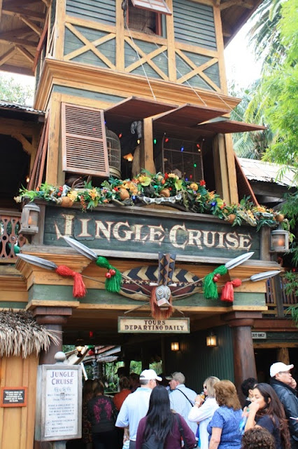 Jingle Cruise!