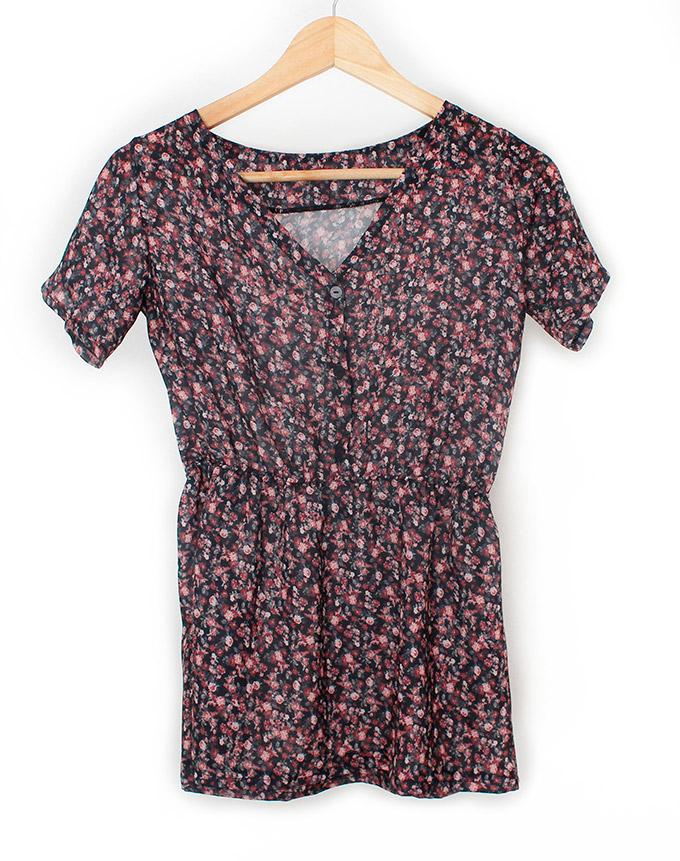 diy-blusa-botones-fruncido-cintura