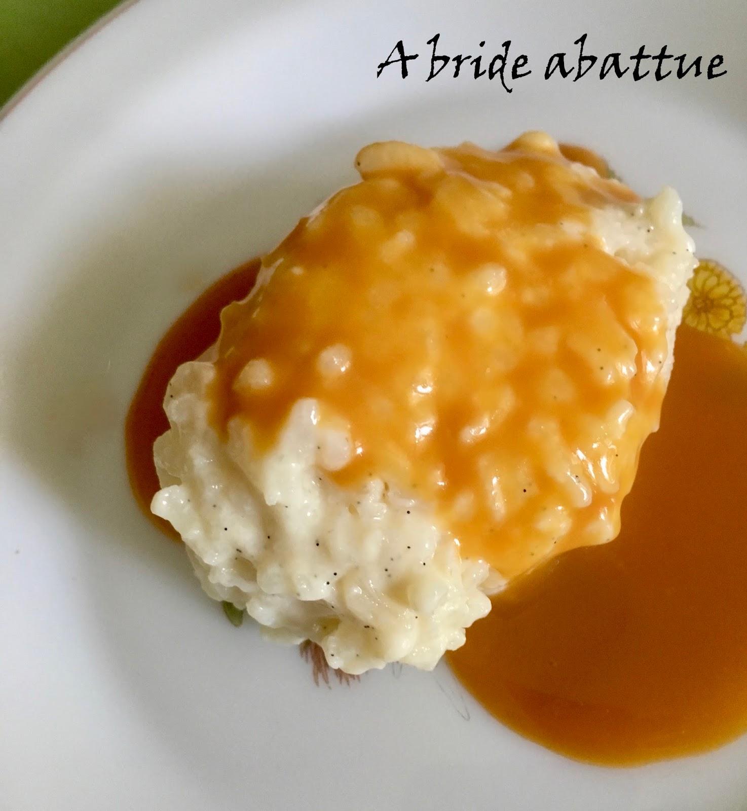 a abattue le riz au lait dessert pr 233 f 233 r 233 des chefs fran 231 ais