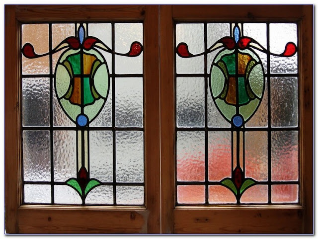 Best Cleaning Old Leaded GLASS WINDOWS