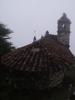 """""""techo de capilla Juan Félix Sánchez"""""""