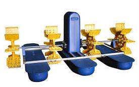 termasuk industri pengolahan makanan dan petrokimia Kabar Terbaru- TEKNIK MEMILIH SURFACE AERATOR UNTUK BUDIDAYA UDANG