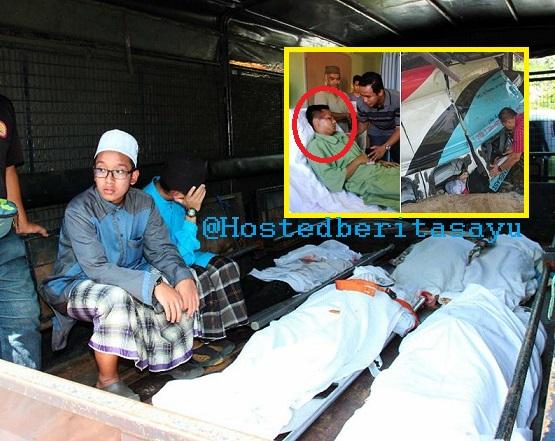 Maafkan Ustaz.. Ustaz Hamzi pemandu berpengalaman namun tiada lesen memandu (8 Gambar)