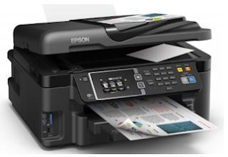 Epson WF-3620DWF Pilote Imprimante Pour Windows et Mac