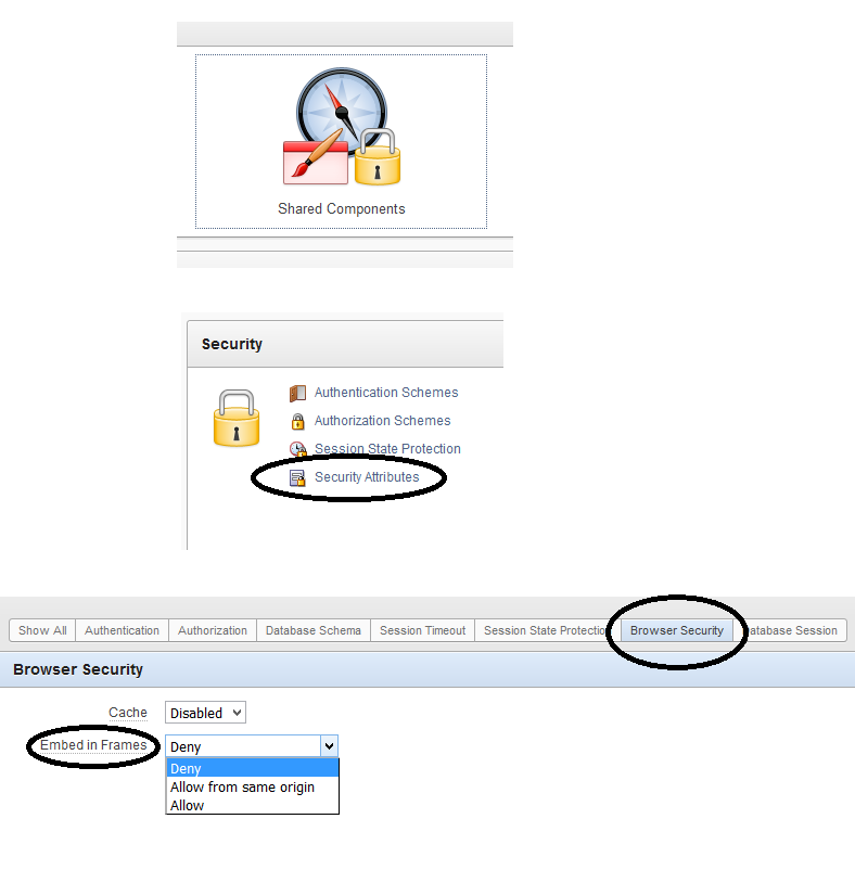 Ask Anantha: Opening Oracle Apex Links in iframe