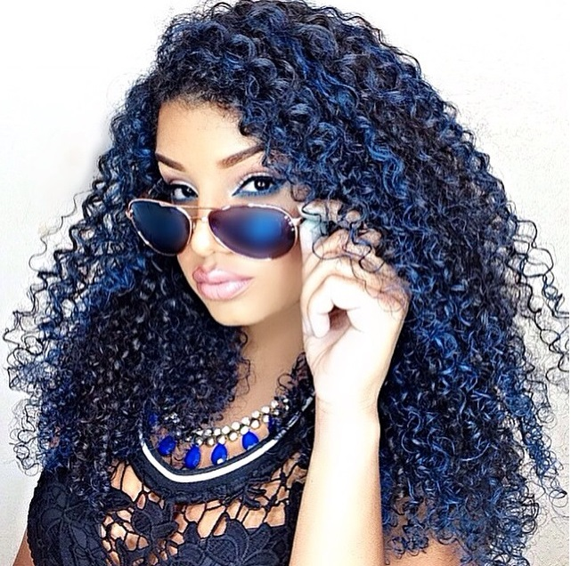 5 Harmless Ways To Color Your Natural Hair