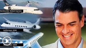 Falcón, sanchez, avión, defensa