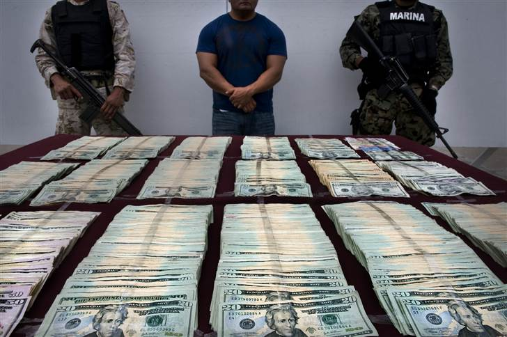 The Mexican Narco State America S Failure