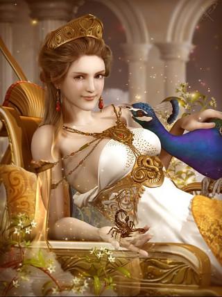 El Mito de la Diosa Hera