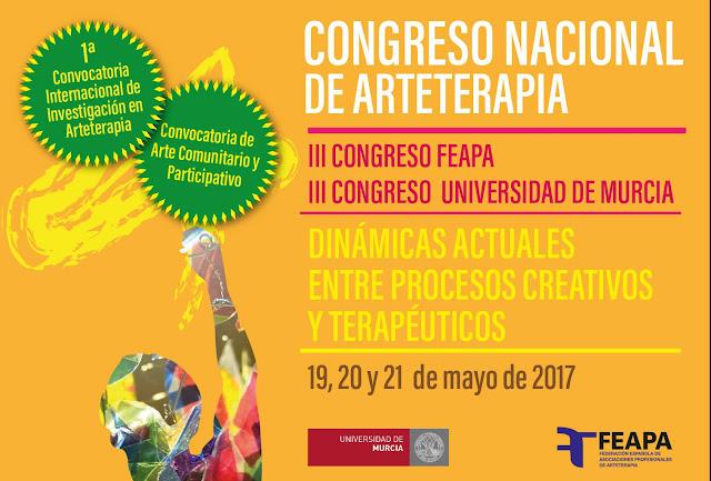Congreso Nacional de Arteterapia.