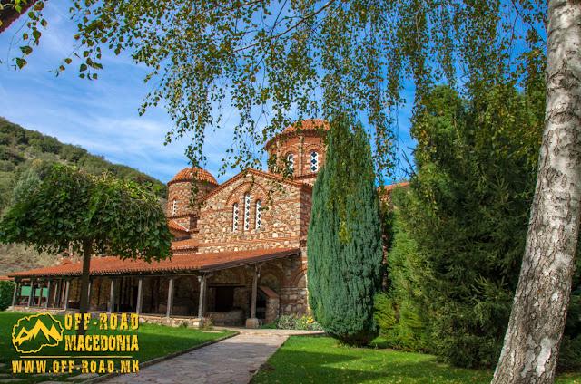 Vodocha Monastery - St. Leontij - near Strumica, Macedonia