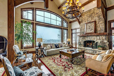 Color Schemes for Country Living Rooms